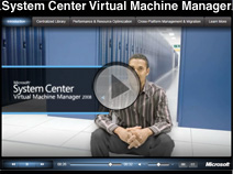 Microsoft System Center Virtual Machine Manager Demo