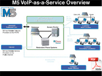 M5 VoIP Phone Service Overview